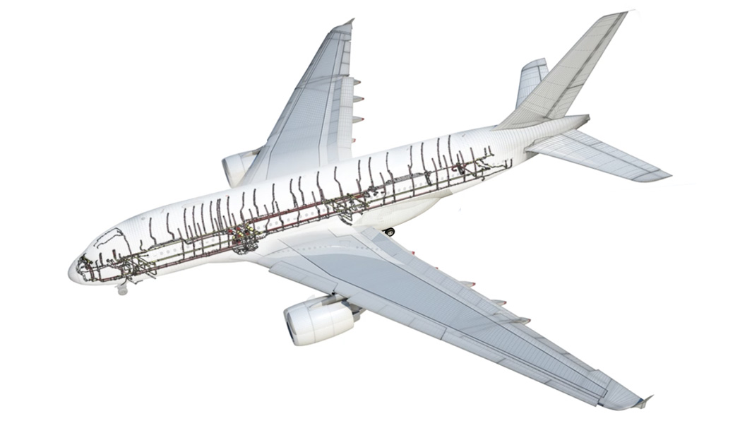 commercial-aircraft-ducting